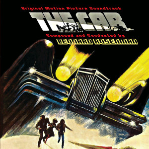 LEONARD ROSENMAN: The Car CD