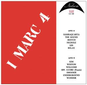 I MARC 4 G.L.P.: 1001 LP