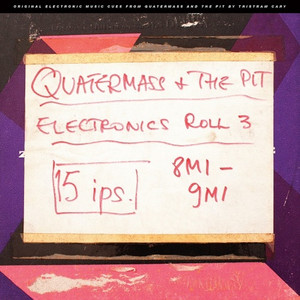 TRISTAM CARY: Quatermass and the Pit (Electronic Cues) 10""