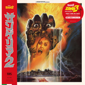 STEFANO MAINETTI: Zombi 3 Soundtrack (Classic Version/Red Vinyl) LP