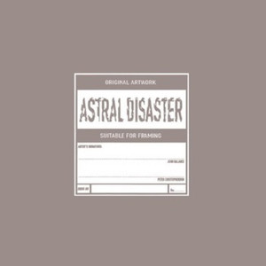 COIL: Astral Disaster (Second Edition) Cassette