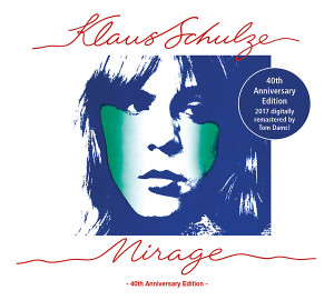 KLAUS SCHULZE: Mirage (40th Anniversary Edition) CD