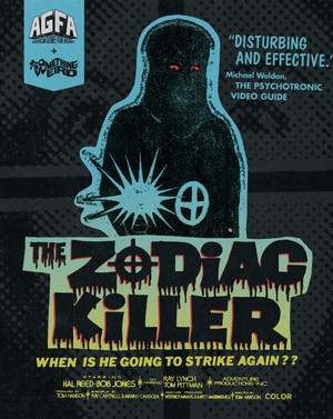 The Zodiac Killer Blu-ray + DVD