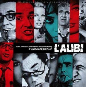 ENNIO MORRICONE: L'Alibi LP