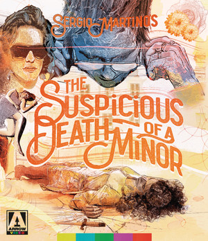 The Suspicious Death Of A Minor Blu-ray + DVD