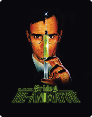 Bride Of Re-animator limited Edition Steelbook