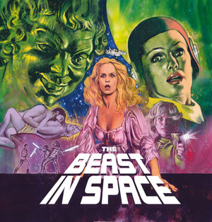MARCELLO GIOMBINI: The Beast In Space - Original Motion Picture Soundtrack LP
