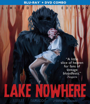 Lake Nowhere [Limited Edition Blu-ray/DVD