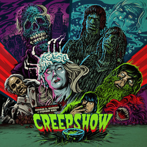 JOHN HARRISON Creepshow (Original 1982 Score) LP 2017 Repress