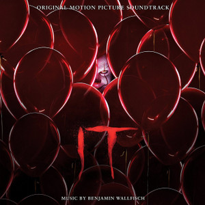 BENJAMIN WALLFISCH: IT (Original Motion Picture Soundtrack) 2LP