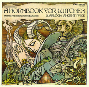 VINCENT PRICE: A Hornbook For Witches, Stories And Poems For Halloween CD