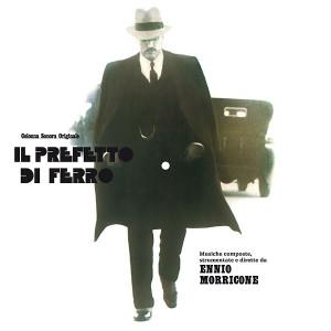 ENNIO MORRICONE: Il Prefetto Di Ferro PIC. DISC