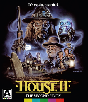 House II: The Second Story Blu-Ray