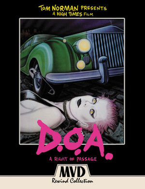 D.O.A.: A Rite Of Passage (Special Edition) Blu-ray + DVD
