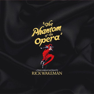 RICK WAKEMAN: The Phantom Of The Opera (Red Vinyl) 2LP