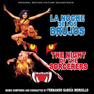 FERNANDO GARCIA MORCILLO: The Night Of The Sorcerers (La Noche De Los Brujos) / The Witches Mountain (El Monte De Las Brujas) CD
