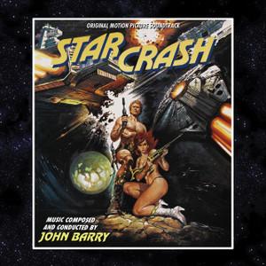 JOHN BARRY: Starcrash CD