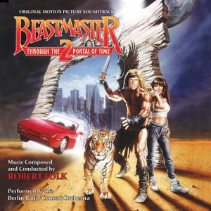 ROBERT FOLK: Beastmaster II: Through The Portal Of Time CD