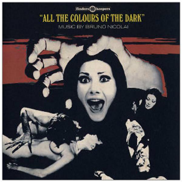BRUNO NICOLAI All the Colours of the Dark LP