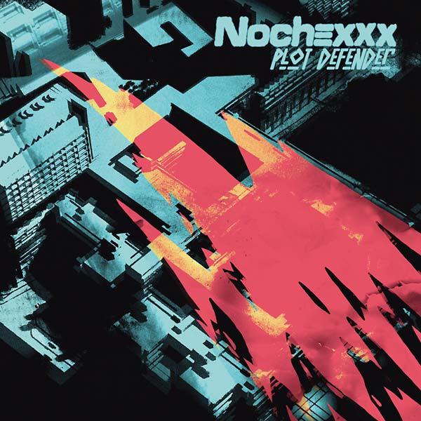 NOCHEXXX Plot Defender 2LP