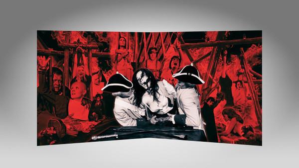 MICHAEL HOLM Mark Of The Devil I & II (Original Motion Picture Soundtracks) DELUXE LP