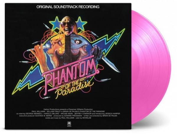 PAUL WILLIAMS Phantom Of The Paradise (Original Motion Picture Soundtrack) LP