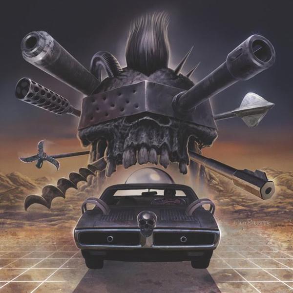 CLAUDIO SIMONETTI The New Barbarians LP