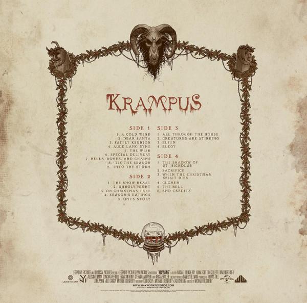 DOUGLAS PIPES Krampus 2LP