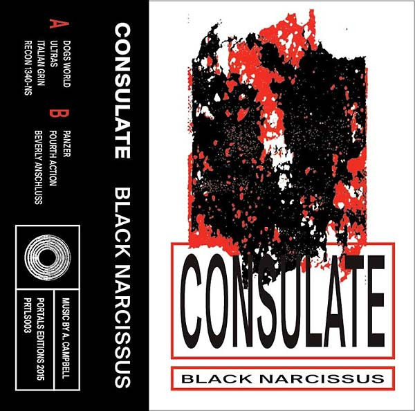 CONSULATE Black Narcissus CS