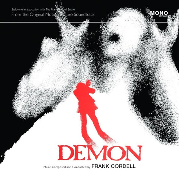 """FRANK CORDELL Demon - From The Original Motion Picture Soundtrack 7"""""""