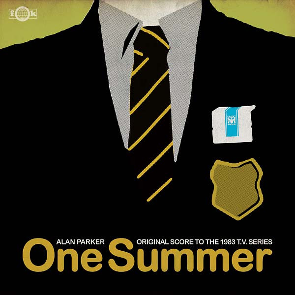 "ALAN PARKER One Summer: Original Score to the 1983 TV Series 7"""