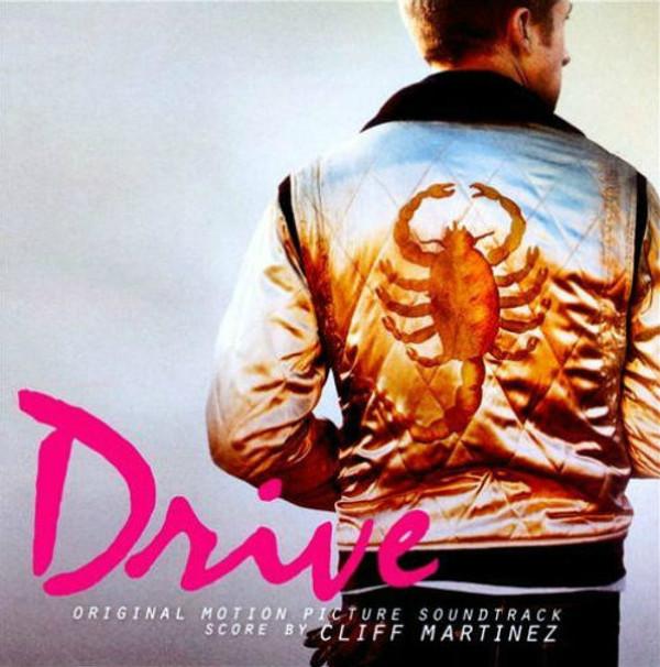 CLIFF MARTINEZ: Drive (Original Motion Picture Soundtrack) 2LP