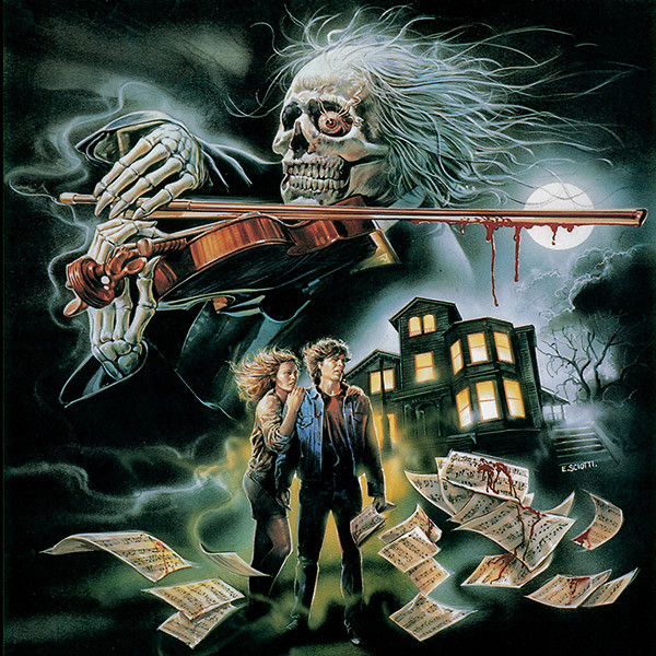 VINCE TEMPERA: Paganini Horror (Color Vinyl) 2LP