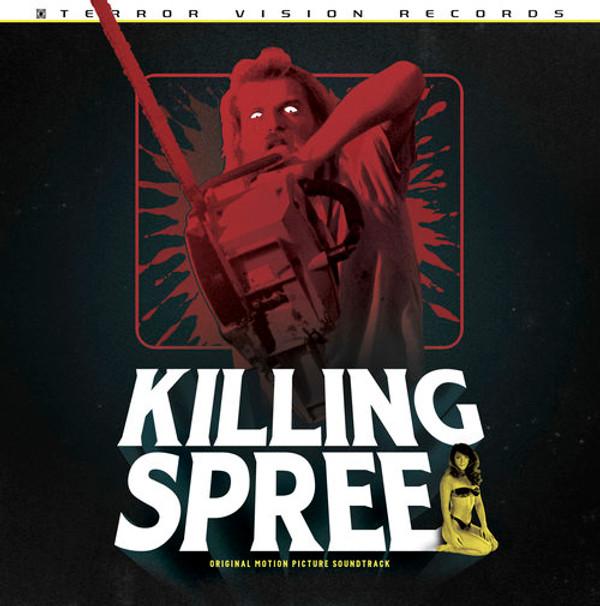 PERRY MONROE: Killing Spree OST LP