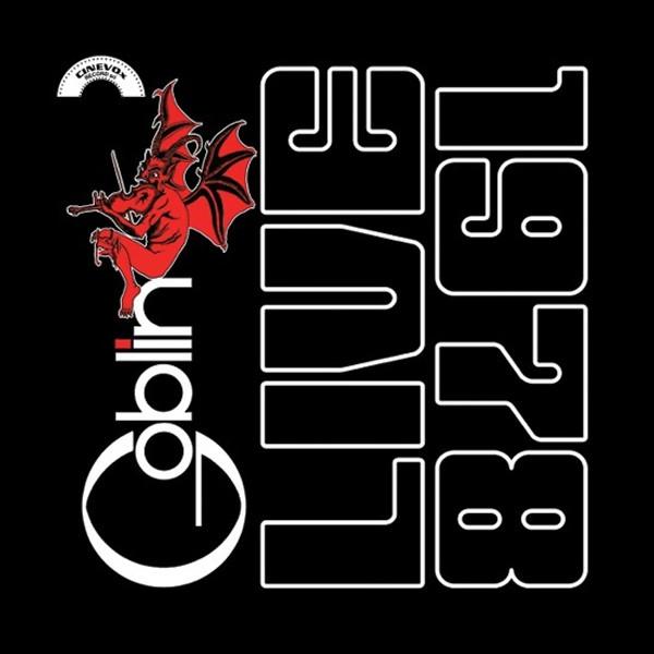 GOBLIN: Live 1978 LP