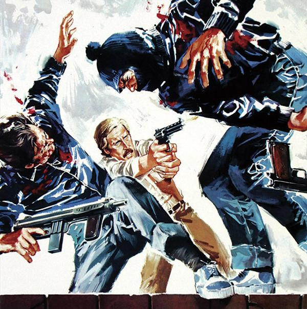 GUIDO & MAURIZIO DE ANGELIS: Roma Violenta (Color Vinyl) 2LP