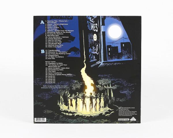 PINO DONAGGIO: The Howling LP