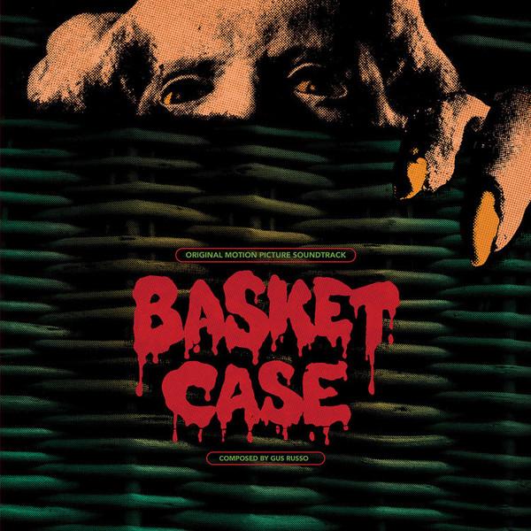 GUY RUSSO: Basket Case (Original Soundtrack) LP