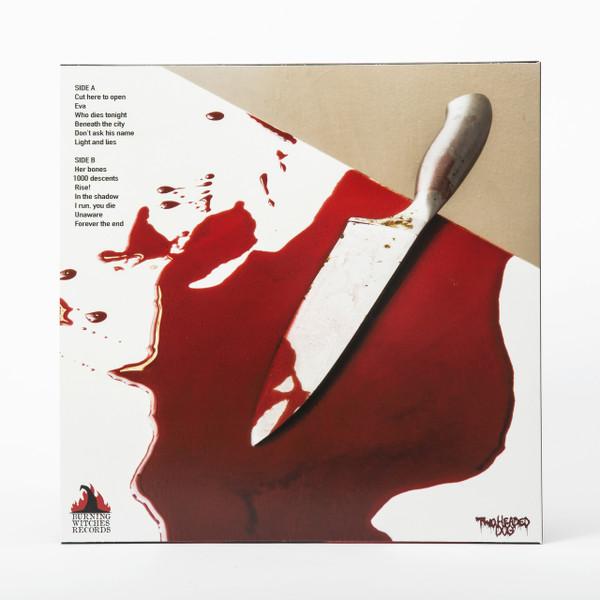 BURNINGTAPES: Blood Runs Dry LP