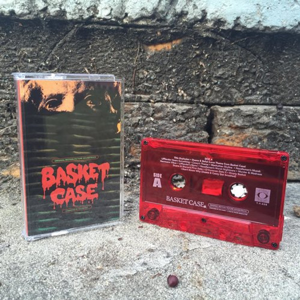 GUY RUSSO: Basket Case (Original Soundtrack) Cassette