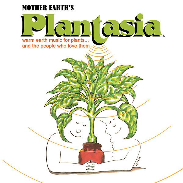 MORT GARSON: Mother Earth's Plantasia LP
