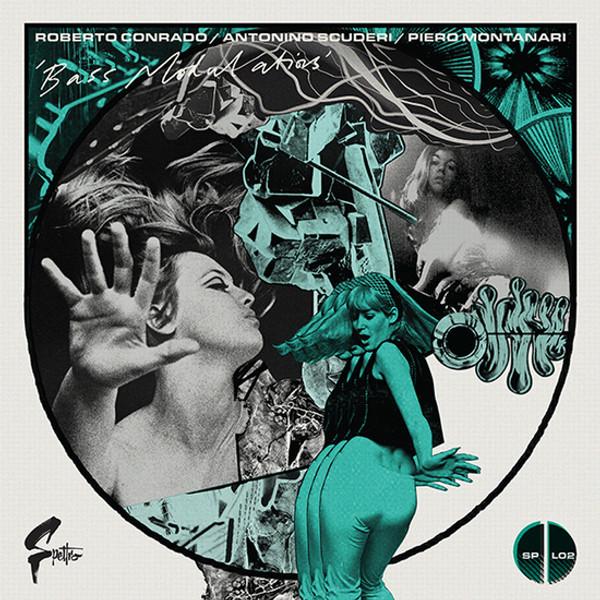 SCUDERI CONRADO & MONTANARI: Bass Modulations LP