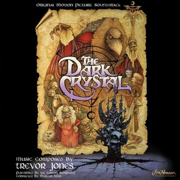 TREVOR JONES: The Dark Crystal: The 1982 Original Soundtrack LP