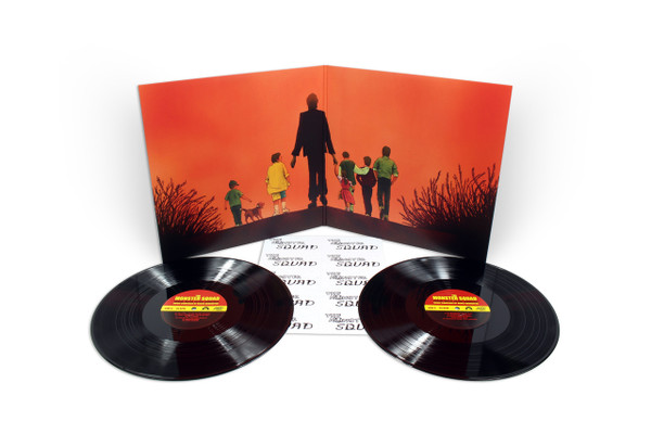 BRUCE BROUGHTON: The Monster Squad (1987 Original Soundtrack) 2LP