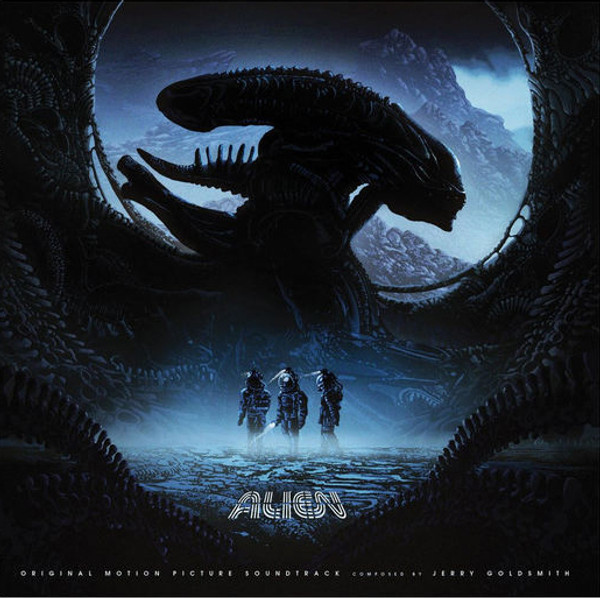 JERRY GOLDSMITH: Alien (Original Motion Picture Soundtrack) 2LP