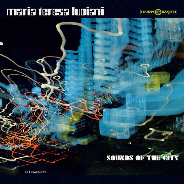 MARIA TERESA LUCIANI: Sounds Of The City LP