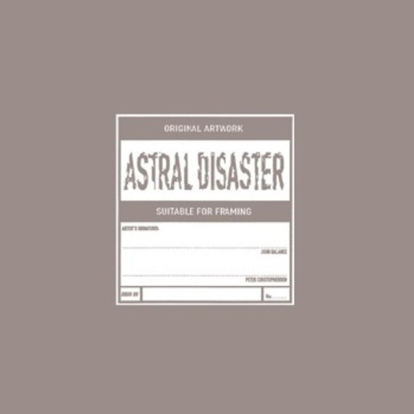 COIL: Astral Disaster (Second Edition) CD
