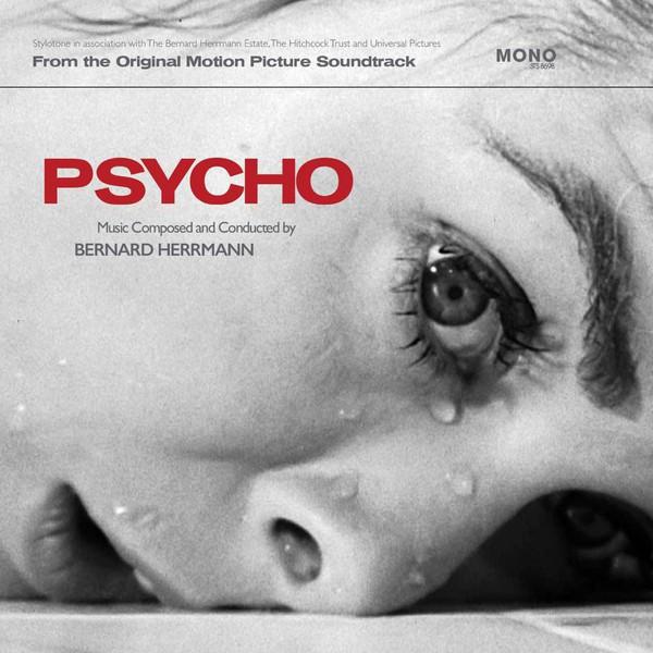 "BERNARD HERRMANN: Psycho (OST) 7"""