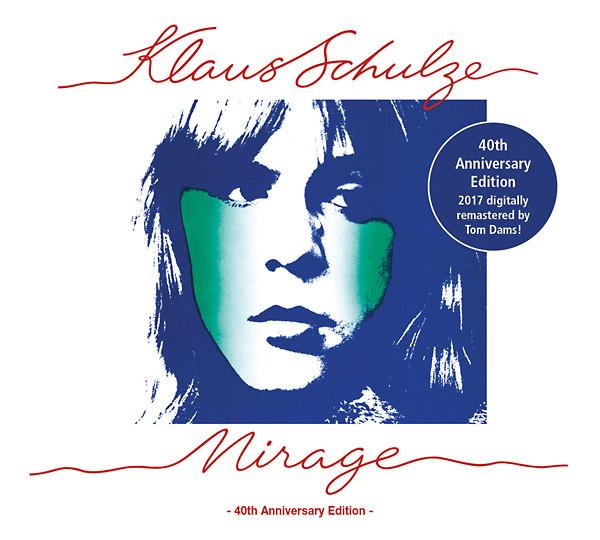 KLAUS SCHULZE: Mirage (40th Anniversary Edition) CD
