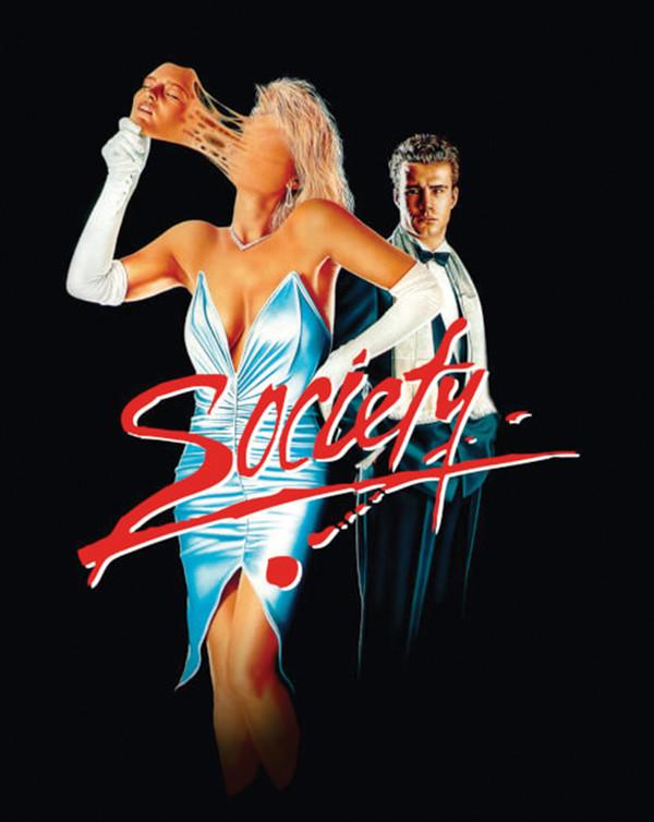 Society [Limited Edition Steelbook] Blu-Ray